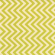 Moda Wrens and Friends - 2986 - Chevron Green and White - 10005-11 Cotton Fabric